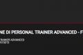 Corso 2° livello online di Personale trainer advanced