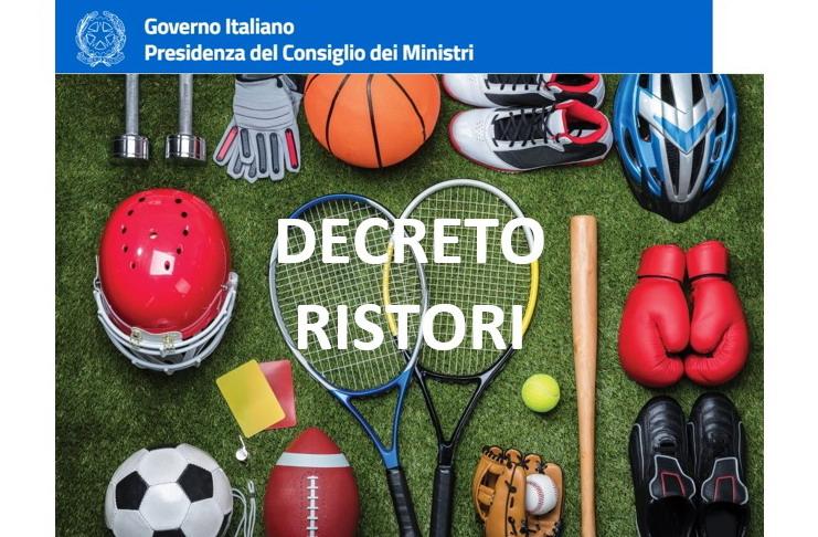 Sportello FIPE: tutte le novità del Governo su Decreto Ristori, Bonus per Collaboratori Sportivi ed altro