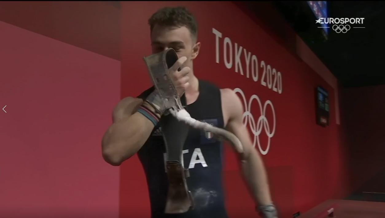 Mirko Zanni | Bronzo Olimpico
