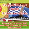 Campionati Regionali Assoluti di Distensione su Panca - Trieste 27/09/2015