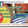 Coppa Regione e Campionati Regionali Master di Distensione su Panca - Cervignano del friuli 28/02/2016