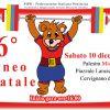 6° Torneo di Natale - Cervignano del Friuli 10/12/2016