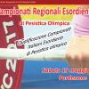 Risultati Campionati Regionali Esordienti di PO