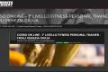 CORSO ON LINE | 1° livello Fitness Personal Trainer